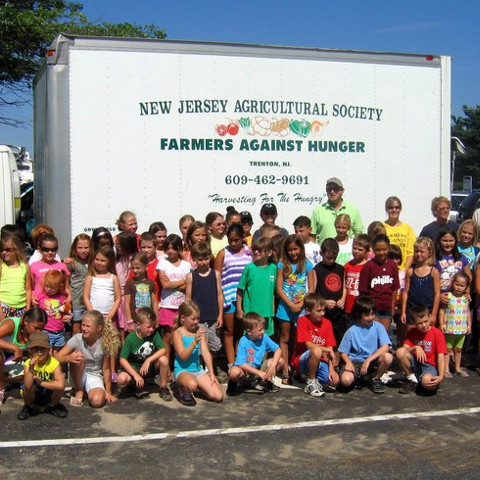 New Jersey Ag Society presented with $7,000 grant