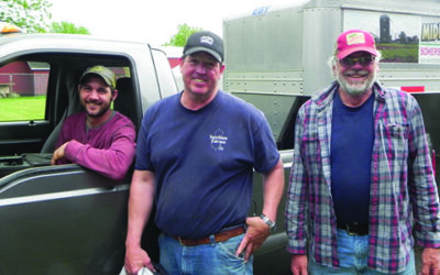Suydam beefing up family business