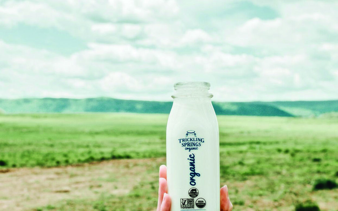 South Mountain dairy buys Trickling Springs