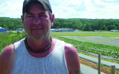 Third generation at Drake Farms reflects on land's evolution