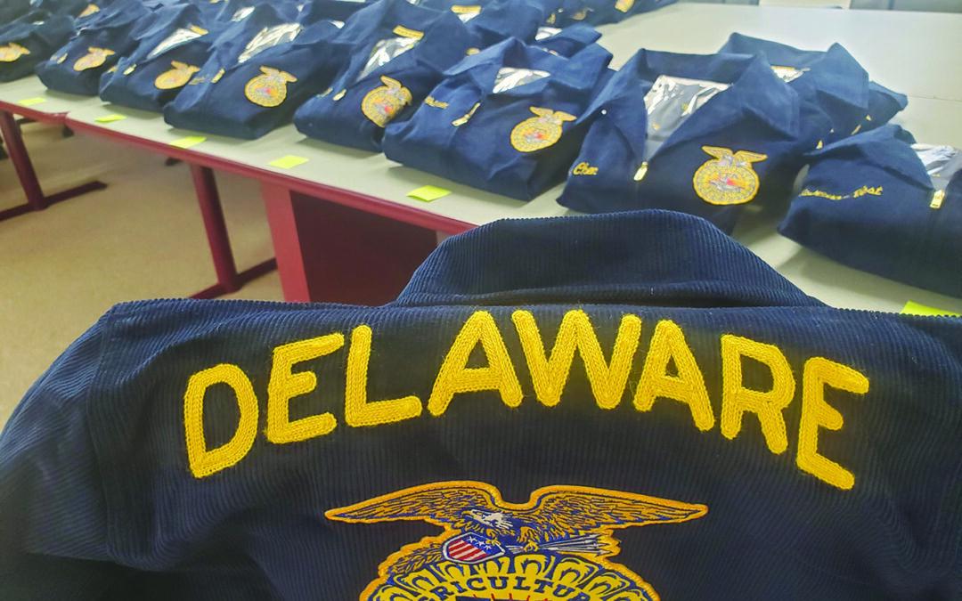 Blue Jacket Bonanza awardees recognized