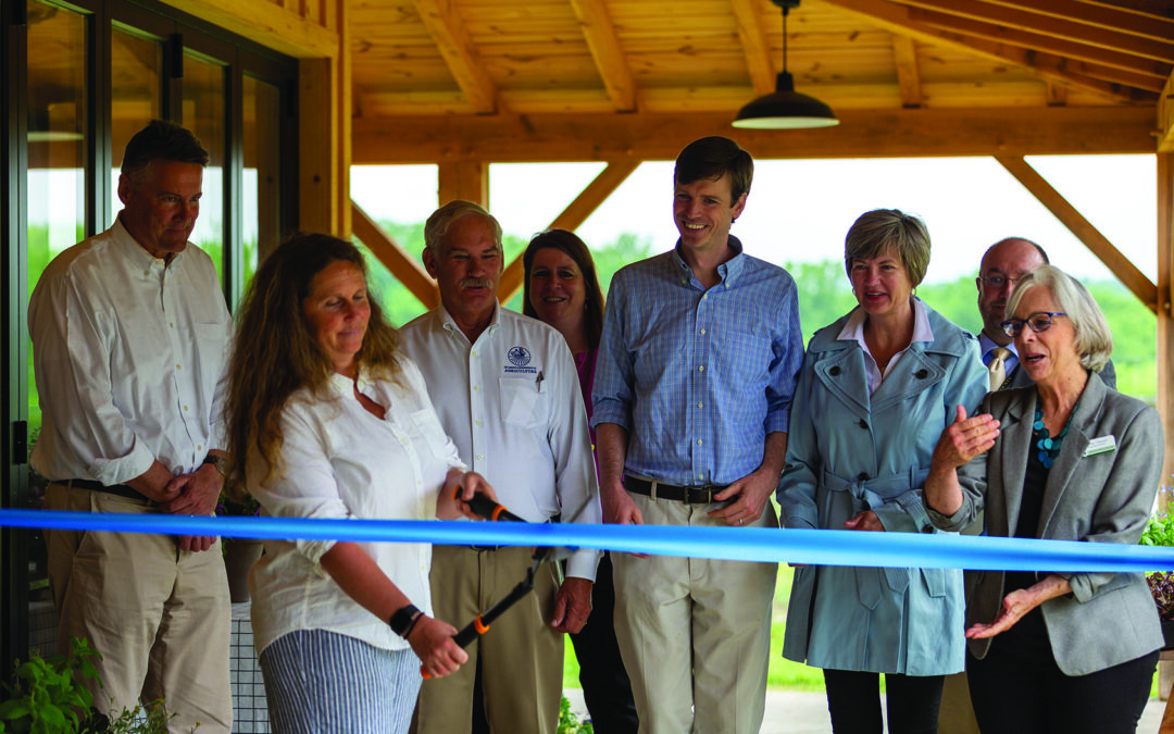 Delaware Nature Society opens new market, farm education building