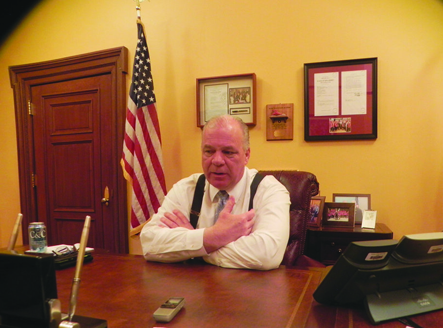 Bill is Sweeney's latest battle for ag land
