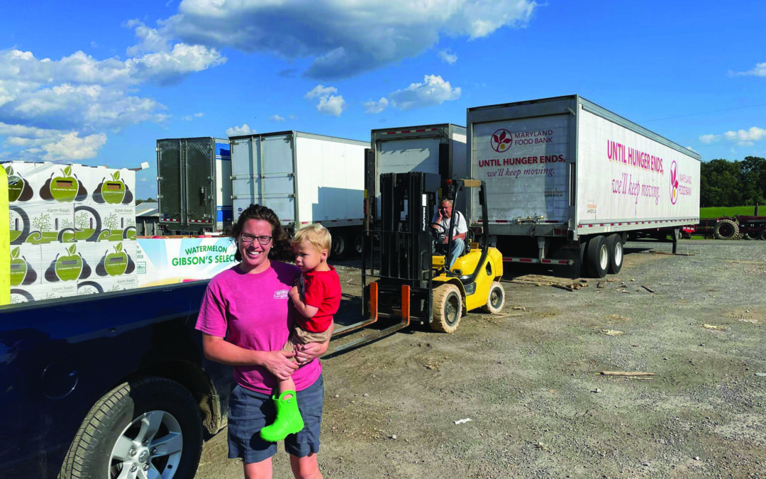 Mid-Atlantic farmers, volunteers come together for Ida relief efforts
