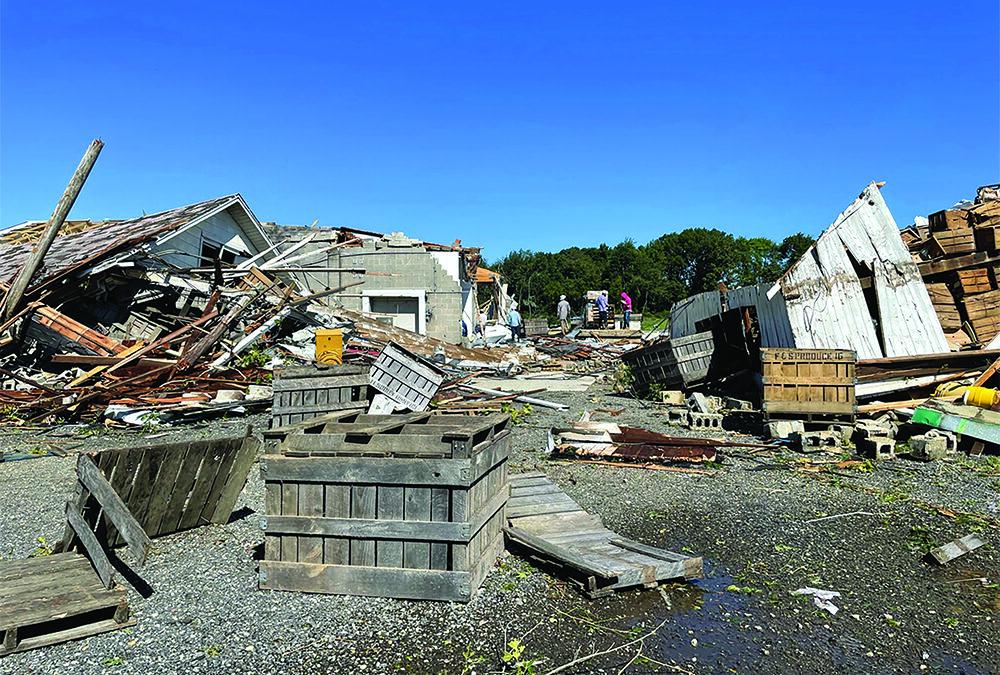 EF-3 tornado devastates Gloucester County farms